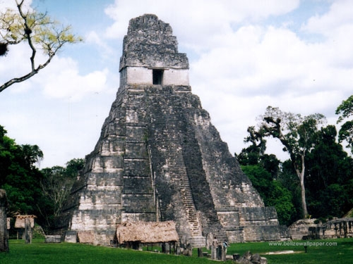 ARCHAEOLOGICAL GUATEMALA